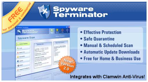 Spyware Terminator 2.2.1.433